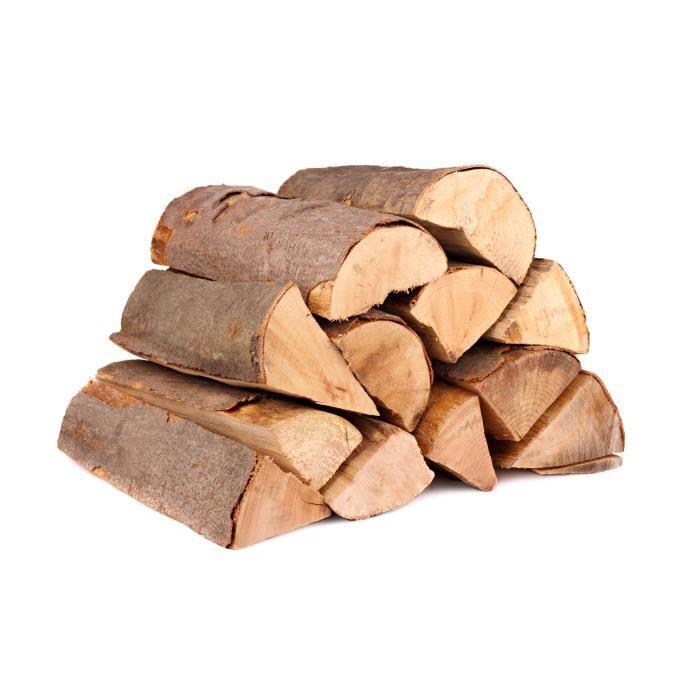 BÛCHE CALORIFIQUE 300 litres (112 - 120 kg) bois de chauffage du hêt