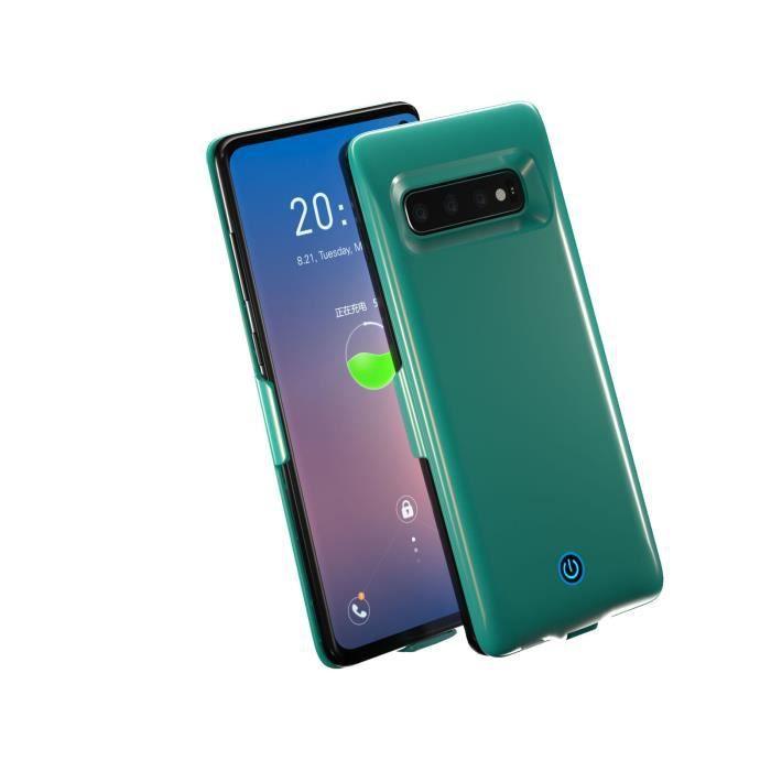 Caisse de chargeur de batterie extensible portable pour Samsung ...