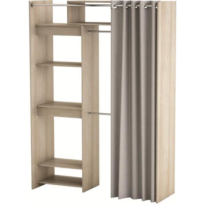 roody armoire blanc porte coulissante but armoire. Black Bedroom Furniture Sets. Home Design Ideas