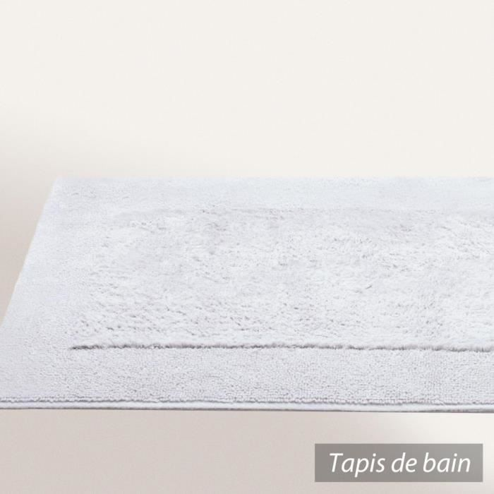 tapis de bain 60x60 cm dream blanc 2000 g m2 achat. Black Bedroom Furniture Sets. Home Design Ideas