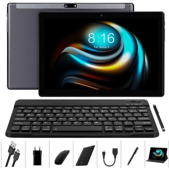 High Tech Tablettes Pc 1280 X 800 64 Go 2 Go Wifi Bluetooth 10 1 Tablette Tactile 3g Processeur Quad Core Double Carte Sim Ips Hd Usb Android 8 1 Pc Tablette Avec Deux Emplacements Pour Carte Sim