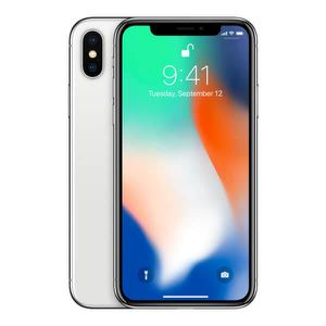 SMARTPHONE APPLE iPhone X 64Go Argent