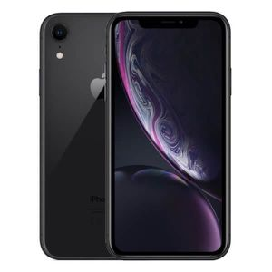 SMARTPHONE APPLE iPhone Xr - 64 Go - Noir