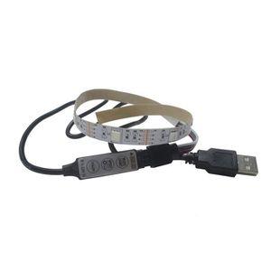 BANDE - RUBAN LED 5V 5050 9SMD - 30 CM RVB LED Barre lumineuse Bar T