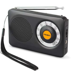RADIO CD CASSETTE PRUNUS J-115 FM-AM(MW) Radio Portable à Transistor