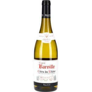 VIN BLANC Vin Blanc - Côtes-du-Rhône Esprit de Barville 2018