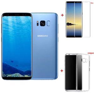 SMARTPHONE RECOND. Samsung Galaxy S8+ 64GO Bleu Samsung Galaxy SM G95
