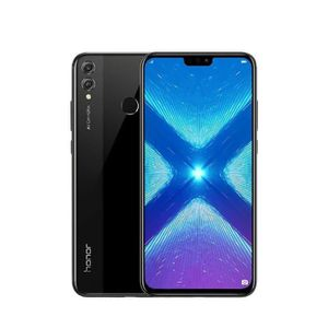 SMARTPHONE HONOR 8X  128Go Noir Version Internationnale