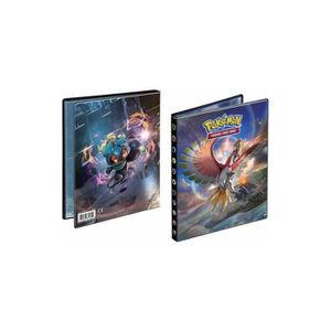 CARTE A COLLECTIONNER Portfolio A5 : Pokemon Ho-Oh et Marshadow - Range
