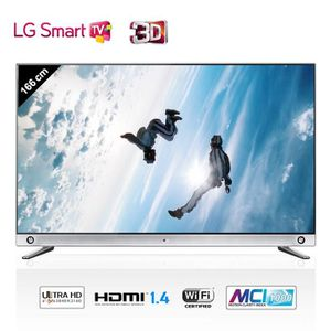 Téléviseur LED LG 65LA965V Smart TV Ultra HD 3D 165 cm