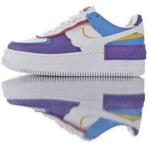 Nike air force 1 femme violet - Cdiscount