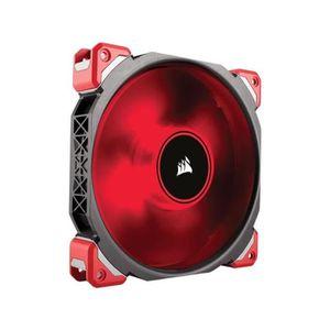 PROCESSEUR Corsair Refroidisseur ML140 Pro LED Rouge CO-90500