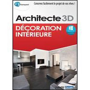 architecte 3d prix pas cher cdiscount. Black Bedroom Furniture Sets. Home Design Ideas