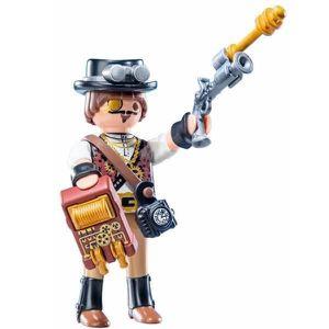 FIGURINE - PERSONNAGE Figurine Playmobil Serie 11 garçon: Le voyageur du