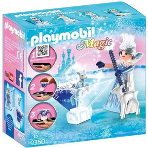 UNIVERS MINIATURE PLAYMOBIL 9350 - Magic - Princesse Cristal - Nouve