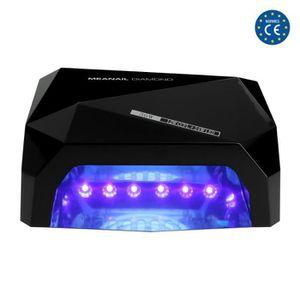 COFFRET DE MANUCURE  MEANAIL ® Lampe UV LED Sèche Ongles PRO pour GELS