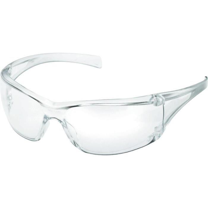 Lunettes de protection VIRTUA avec verres en po…