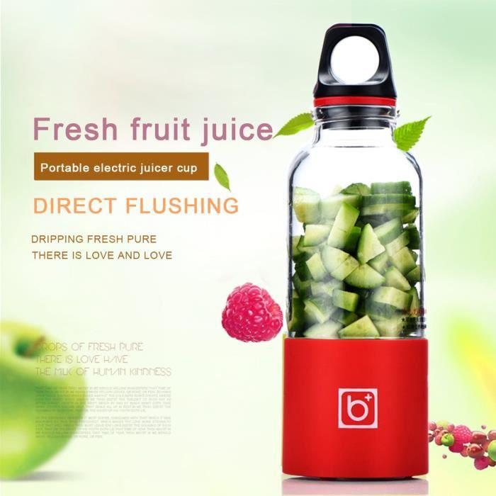 500ML Presse-agrume Portable USB Rechargeable Automatique Ménage Tasse De Jus De Fruits Petit De Charge Mini Électrique Tasse De Jus
