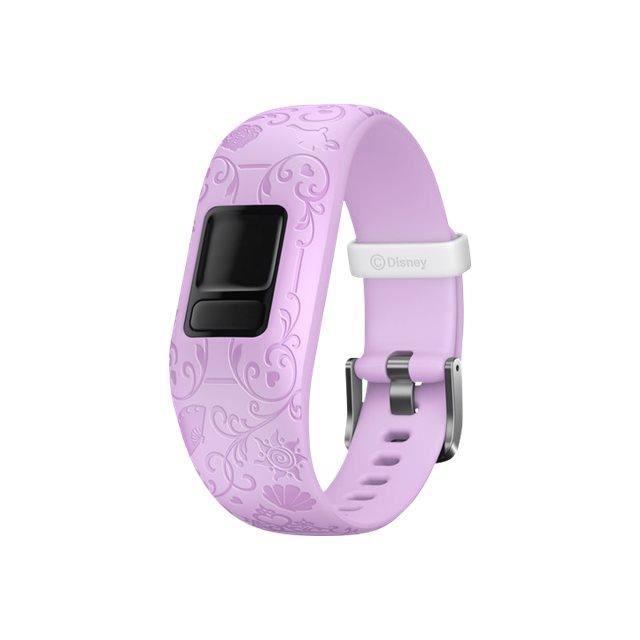 Garmin Bande Disney Princess violet