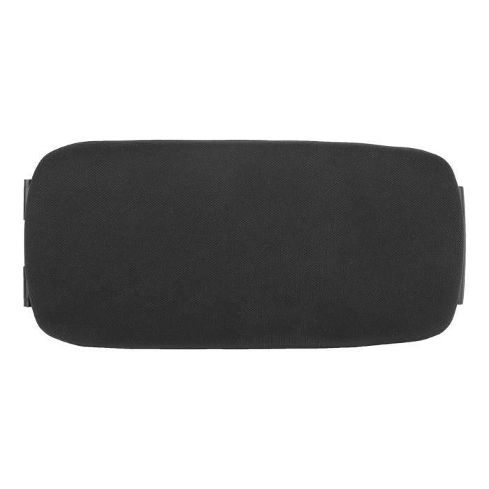 CEN Couvercle d'accoudoir de Console centrale en tissu noir de voiture pour Audi A3 8P / A5 2003-2013 8P0864245P