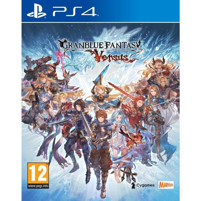 Granblue Fantasy Versus Jeu PS4