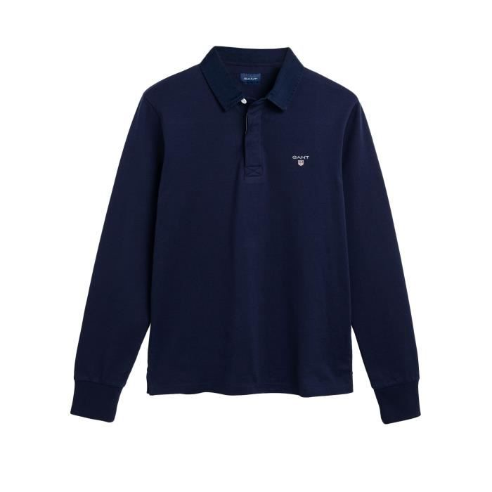 Gant Polo Manches Longues Homme 2005050-710