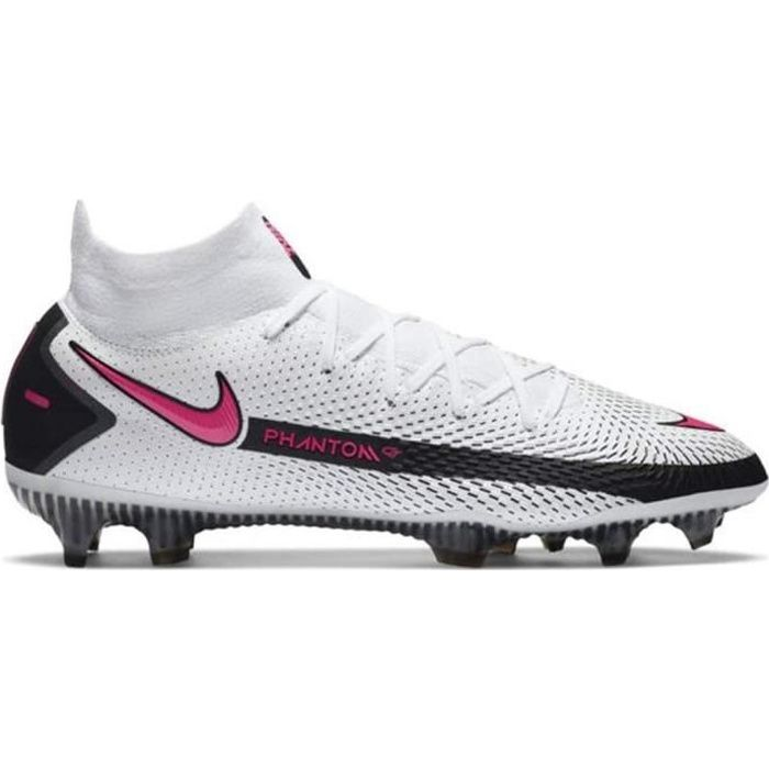 Nike Chaussures de Football Junior Phantom Gt Pro Fg Blanc 36