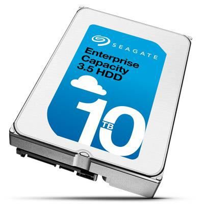 Seagate enterprise cap. 3.5 hdd 10tb 3.5in 7200rpm sas helium 4kn (St10000nm0206)