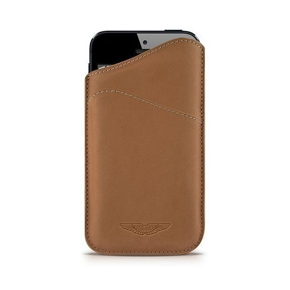 Housse cuir iphone 5 luxe aston martin slim id achat for Housse cuir iphone 5