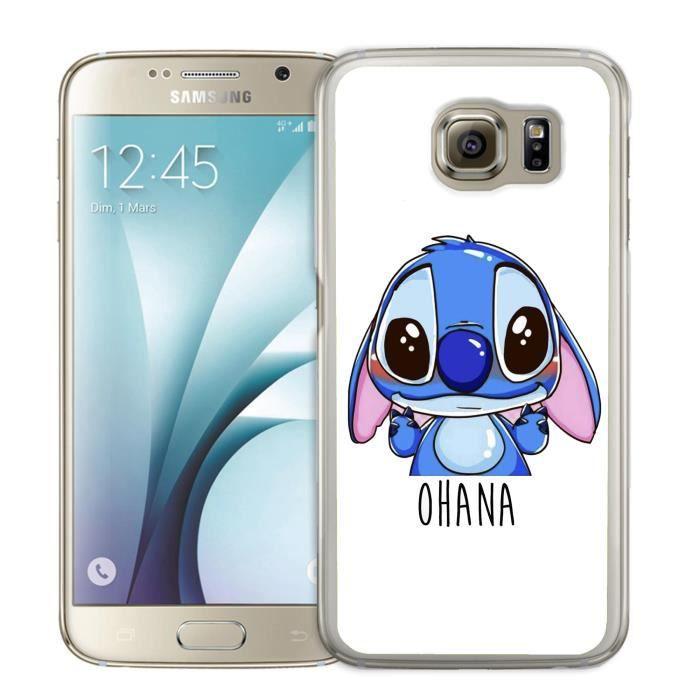 Coque Samsung Galaxy S6 Ohana Stitch