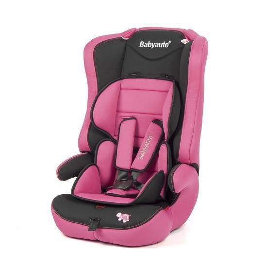 babyauto si ge enfant nico fuchsia 9 36 kg 9 achat vente si ge auto r hausseur. Black Bedroom Furniture Sets. Home Design Ideas