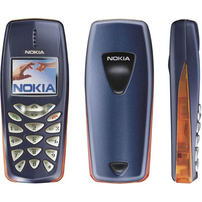 nokia 3510i d bloqu achat t l phone portable pas cher. Black Bedroom Furniture Sets. Home Design Ideas