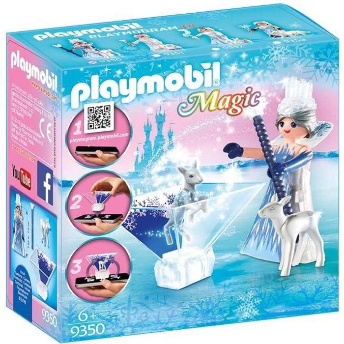 UNIVERS MINIATURE PLAYMOBIL 9350 - Magic - Princesse Cristal - Nouve