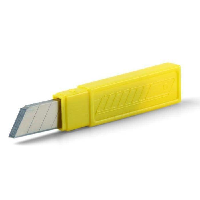 CUTTER 10 lames cutter nippon 18 mm
