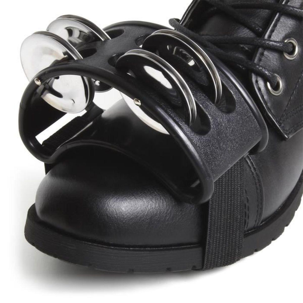 tambourin pied