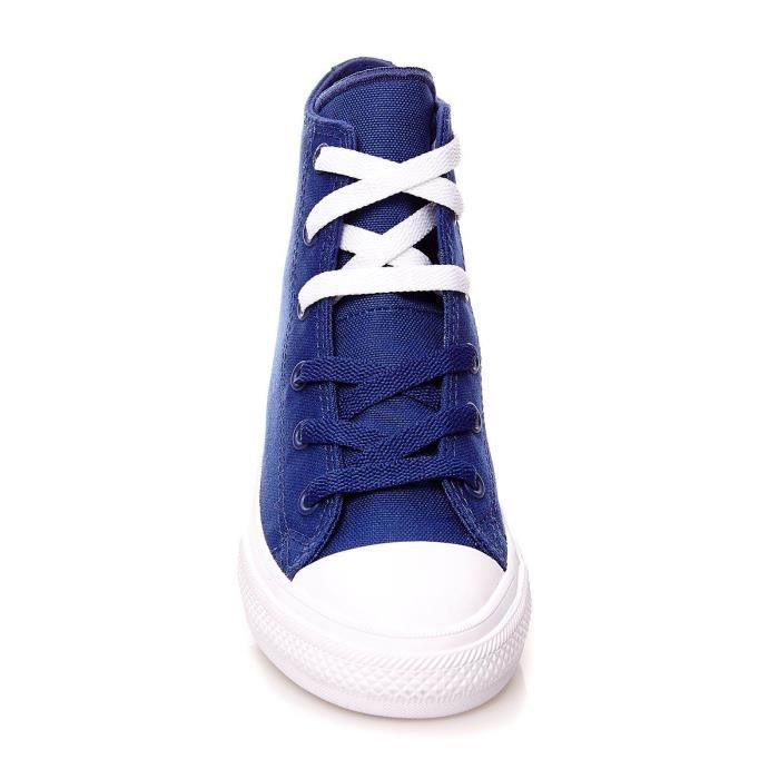 CHUCK TAYLOR ALL STAR II HI SODALITE BLUE-WHITE-NAVY - Baskets montantes - bleu floral
