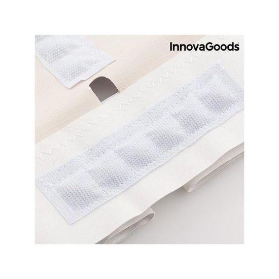 InnovaGoods Colcoach Entra/înement de posture r/églable et portable pour adulte Unisexe