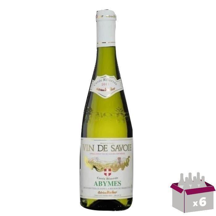 Abymes 2019 IGP Vin de Savoie - Vin Blanc
