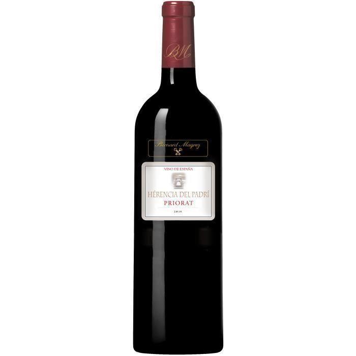 Bernard Magrez Hérencia del Padri 2016 Priorat - Vin rouge d'Espagne