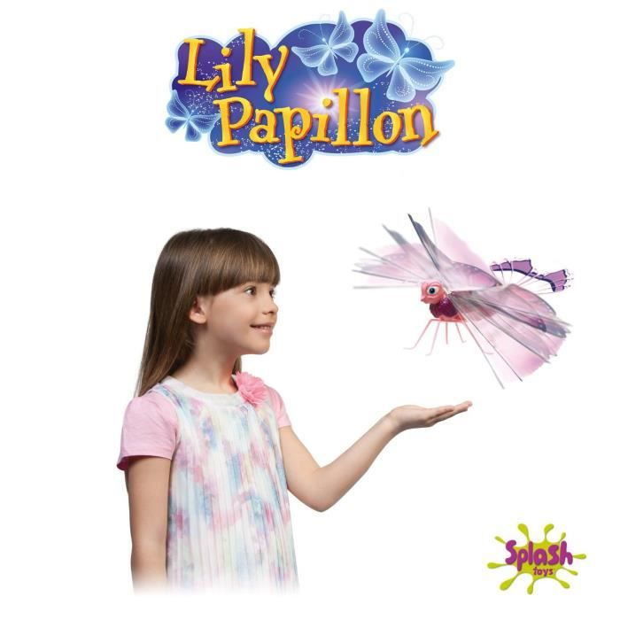 SPLASH TOYS Lily Papillon rose