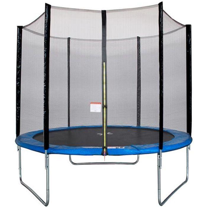 trampoline extérieur enfant