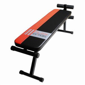 BANC DE MUSCULATION BODY ONE 2 in 1 Planche Abdo + Banc de musculation