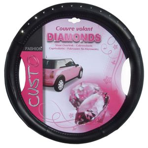 COUVRE-VOLANT Couvre volant Black Diamonds