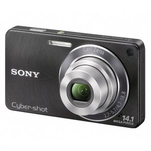 APPAREIL PHOTO COMPACT SONY Cyber-shot DSC-W350 Noir