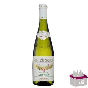 VIN BLANC Abymes 2018 IGP Vin de Savoie - Vin Blanc