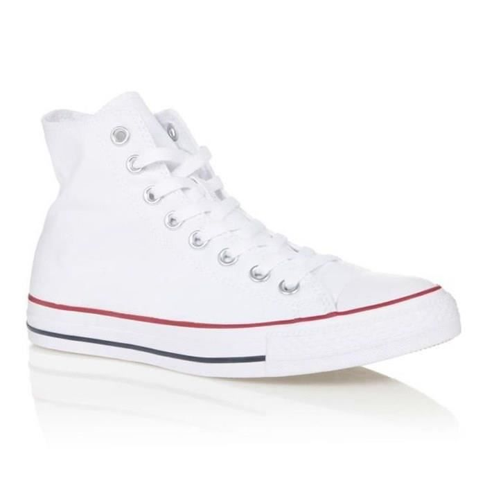 CONVERSE Baskets montantes All Star Blanc Mixte