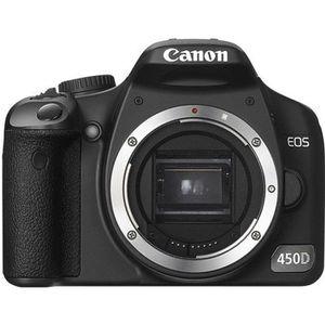 APPAREIL PHOTO RÉFLEX CANON EOS 450D Nu*