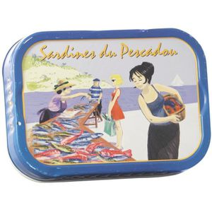 PRODUIT DE SARDINE BELLES DE MARSEILLE Sardine à l'Huile d'Olive au P