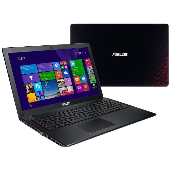 asus pc portable gamer r510jx xx150h prix pas cher. Black Bedroom Furniture Sets. Home Design Ideas