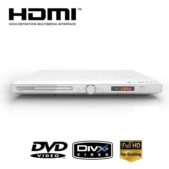 thomson dvd150h lecteur dvd lecteur hd dvd prix pas cher cdiscount. Black Bedroom Furniture Sets. Home Design Ideas